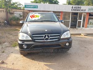 Mercedes-Benz M Class 2003 ML 500 Black | Cars for sale in Lagos State, Abule Egba