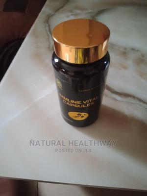 IMMUNE VITAL CAPSULE(Prevents Postrate Cancer) | Vitamins & Supplements for sale in Lagos State, Amuwo-Odofin