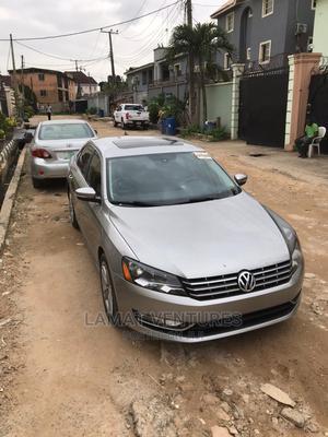 Volkswagen Passat 2015 Gray | Cars for sale in Lagos State, Ikeja