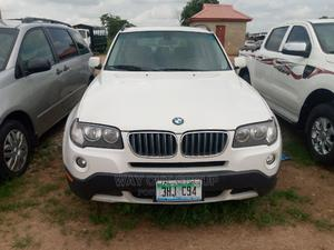 BMW X3 2007 White | Cars for sale in Abuja (FCT) State, Kubwa