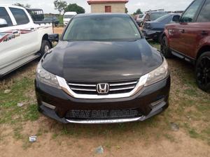 Honda Accord 2014 Black | Cars for sale in Abuja (FCT) State, Kubwa