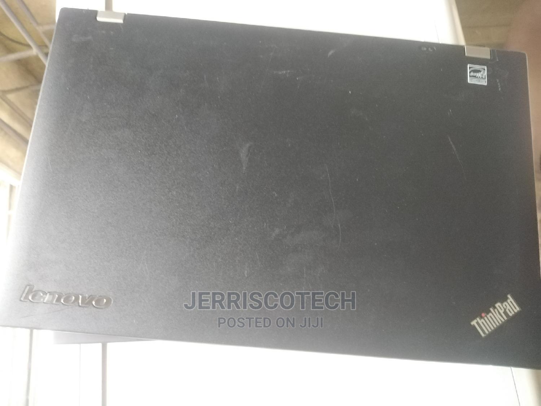 Archive: Laptop Lenovo ThinkPad L530 4GB Intel Core I5 HDD 500GB