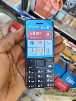 New Siccoo s5622 Black   Mobile Phones for sale in Rivers State, Obio-Akpor