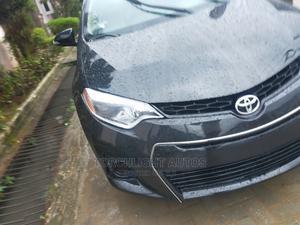 Toyota Corolla 2016 Black   Cars for sale in Lagos State, Amuwo-Odofin