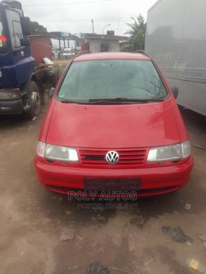 Volkswagen Sharan 2000 Red | Cars for sale in Lagos State, Ojo