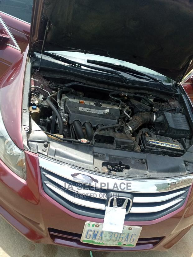 Archive: Honda Accord 2010 Sedan EX Automatic Red