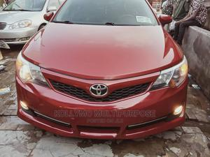 Toyota Camry 2014 Red | Cars for sale in Lagos State, Surulere