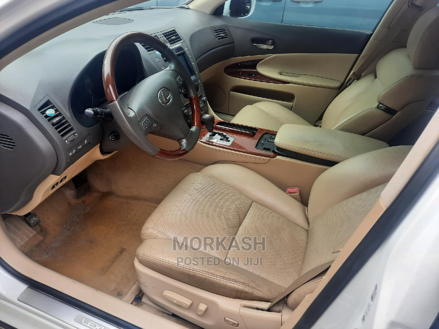 Lexus GS 2008 350 AWD White | Cars for sale in Isolo, Lagos State, Nigeria