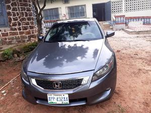 Honda Accord 2008 3.5 EX Automatic Gray | Cars for sale in Lagos State, Ibeju