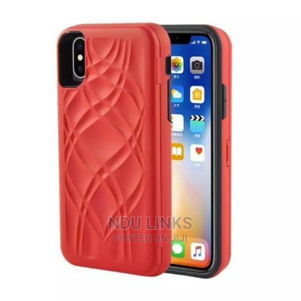 iPhone X,XS Protective Mirror Case.