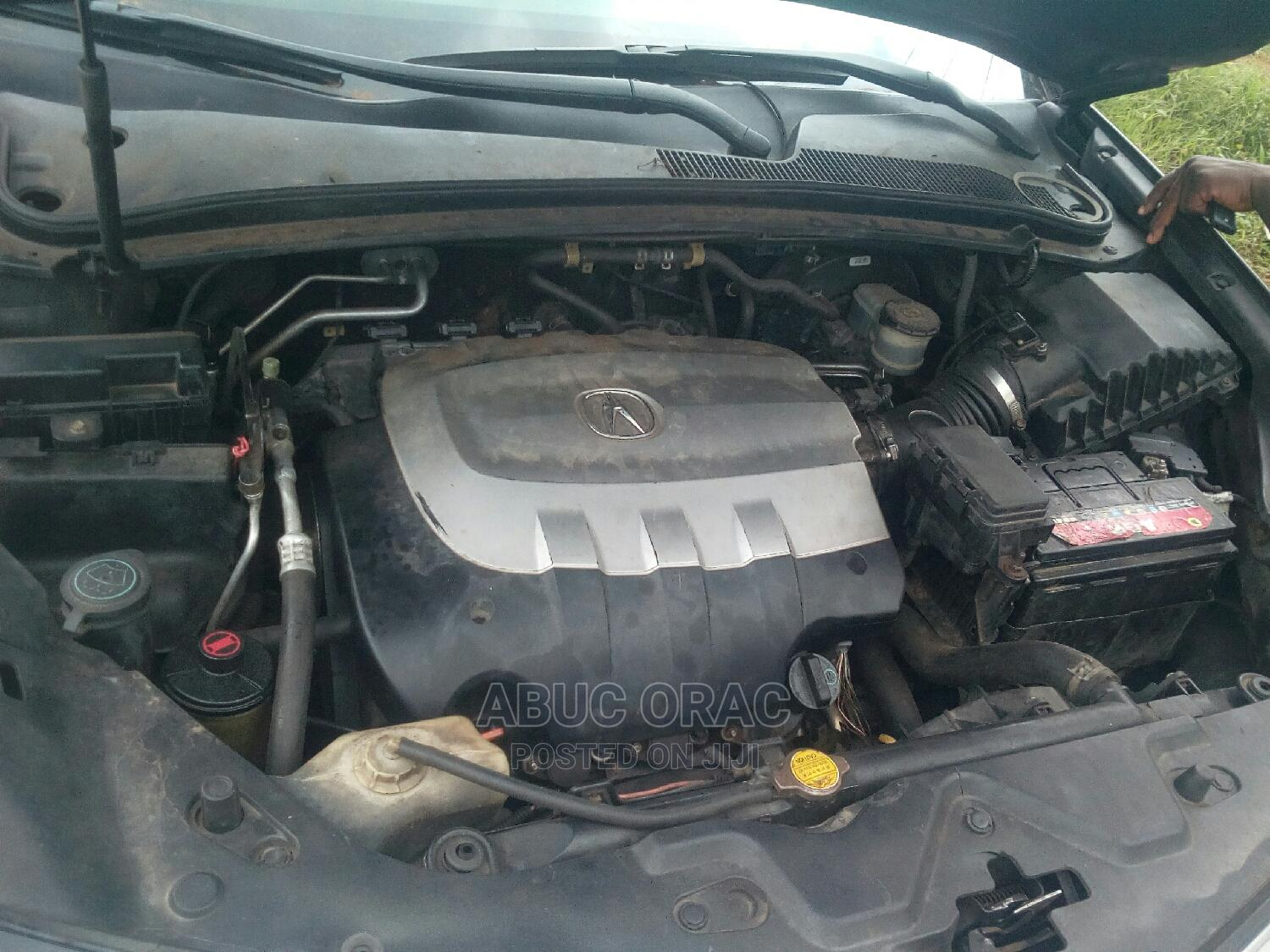 Acura ZDX 2010 Base AWD Black | Cars for sale in Onitsha, Anambra State, Nigeria