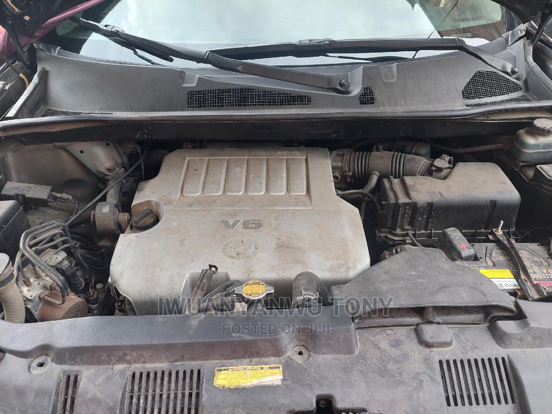 Archive: Toyota Highlander 2009 V6 Black