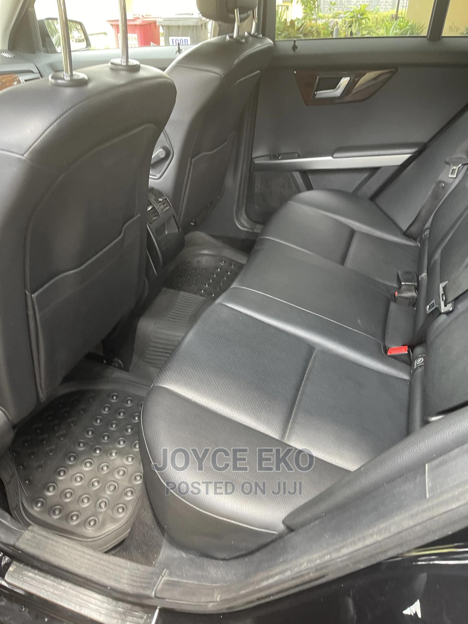 Mercedes-Benz GLK-Class 2011 350 4MATIC Black   Cars for sale in Warri, Delta State, Nigeria
