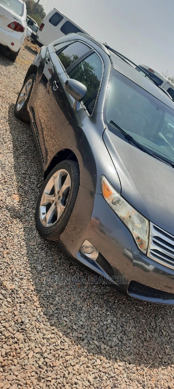 Archive: Toyota Venza 2012 V6 Gray