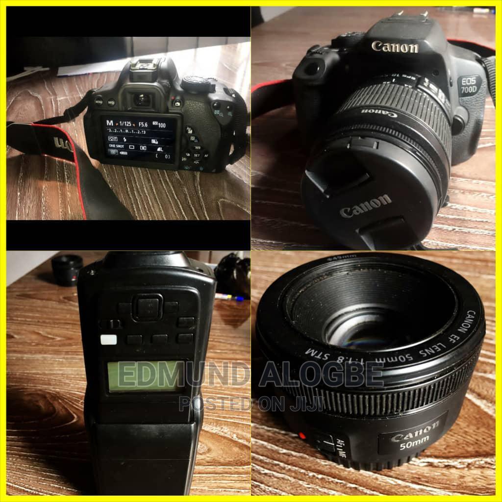 Archive: Canon EOS 700D Camera