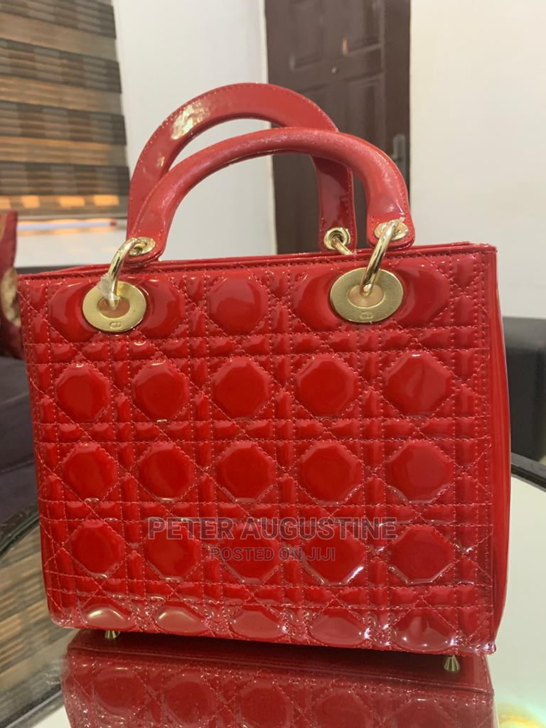Archive: Christian Dior Hand Bag (RED)