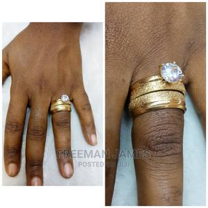 Original Stainless Steel Wedding Rings | Wedding Wear & Accessories for sale in Anambra State, Onitsha