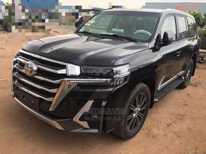 Toyota Land Cruiser 2008 5.7 4WD Black | Cars for sale in Lagos State, Ikeja