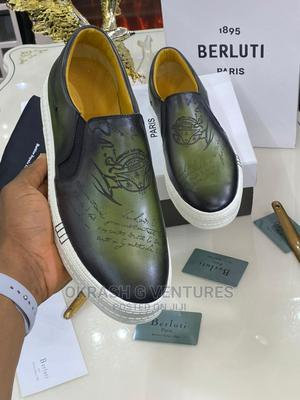 Berluti Leather Shoe for Men's   Shoes for sale in Lagos State, Lagos Island (Eko)