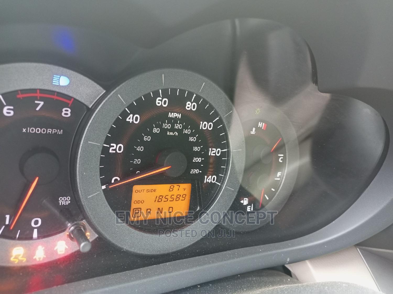 Archive: Toyota RAV4 2007 2.0 4x4 Gold