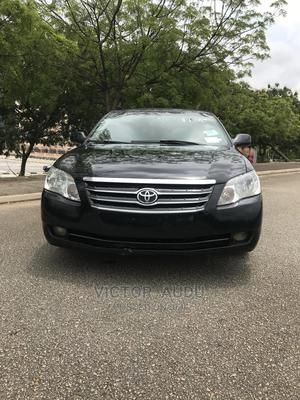 Toyota Avalon 2007 XLS Black | Cars for sale in Abuja (FCT) State, Central Business District