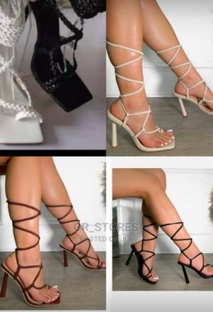 Elegant Quality High Heels Shoes.   Shoes for sale in Lagos State, Lagos Island (Eko)