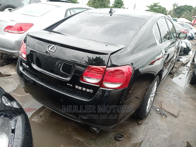 Archive: Lexus GS 2007 Black