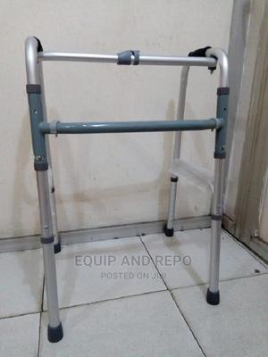 Folding Walking Frame Without Tyres | Medical Supplies & Equipment for sale in Edo State, Benin City