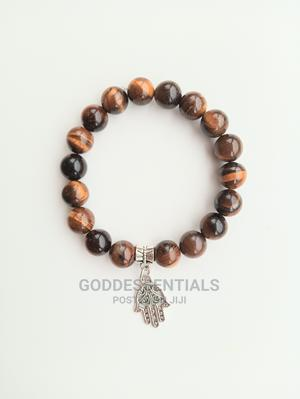 Tiger Eye Energy Bracelet (For Wealth) | Tools & Accessories for sale in Lagos State, Ajah