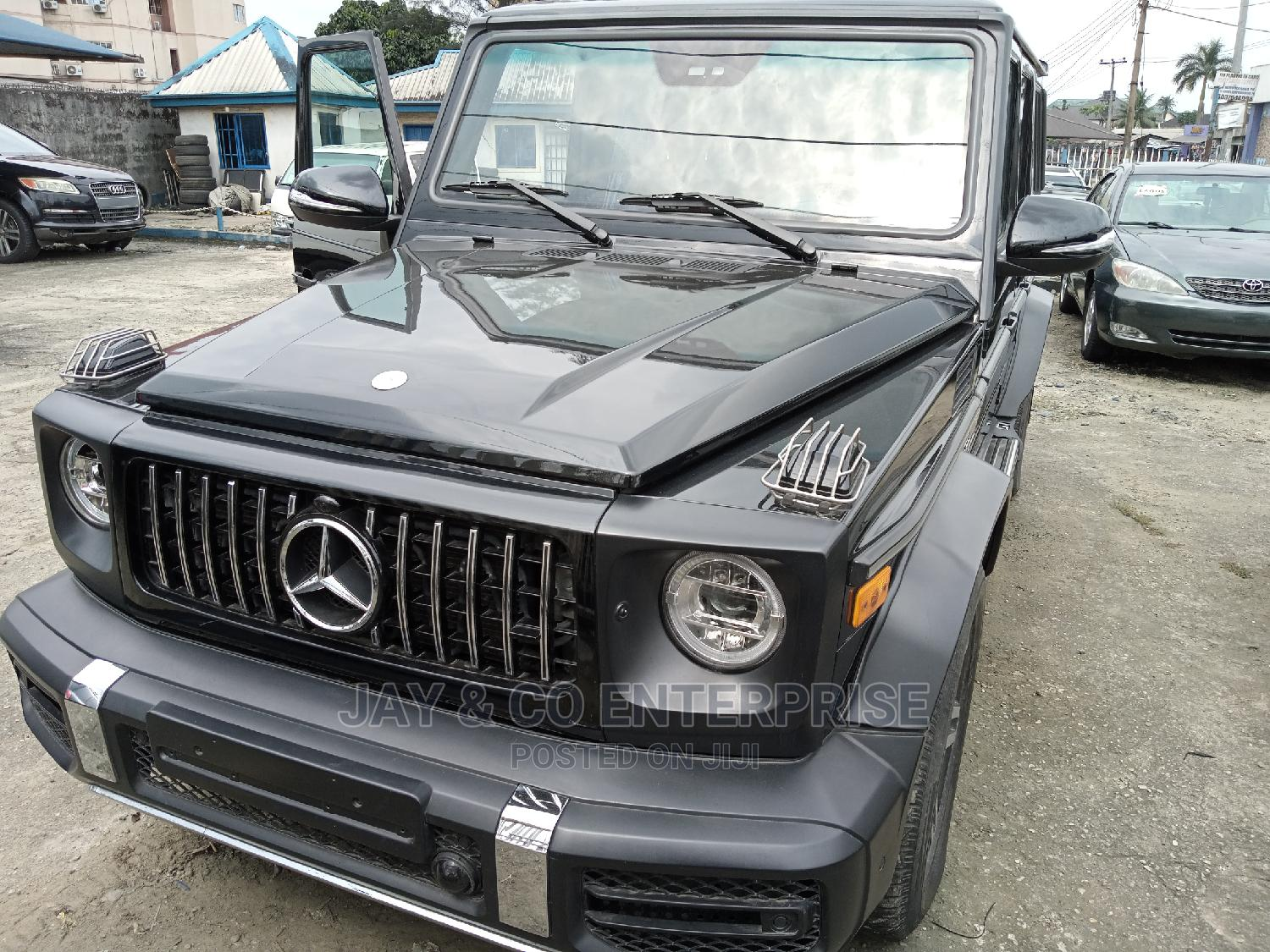 Mercedes-Benz G-Class 2010 Black | Cars for sale in Port-Harcourt, Rivers State, Nigeria