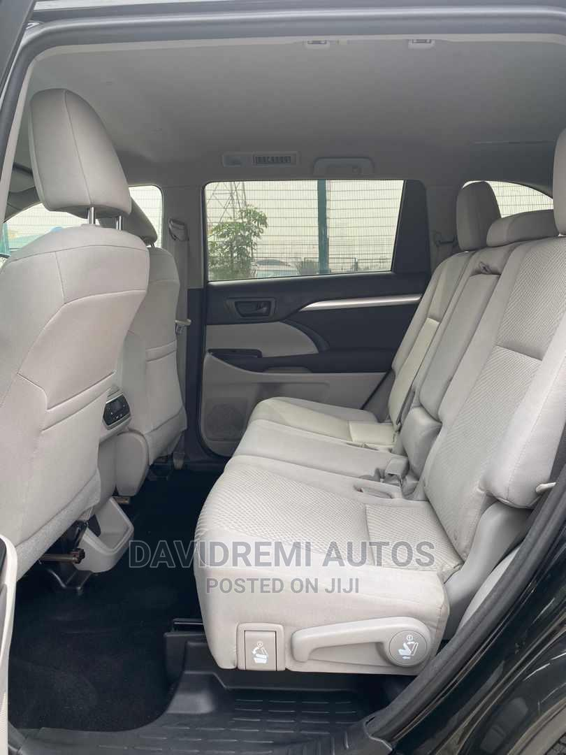 Toyota Highlander 2014 Black | Cars for sale in Lekki, Lagos State, Nigeria