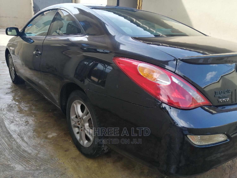 Archive: Toyota Solara 2006 Black