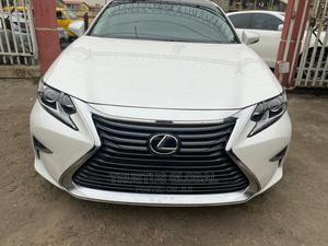 Lexus ES 2018 White   Cars for sale in Lagos State, Apapa