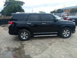 Toyota 4-Runner 2012 SR5 4WD Black | Cars for sale in Lagos State, Ifako-Ijaiye