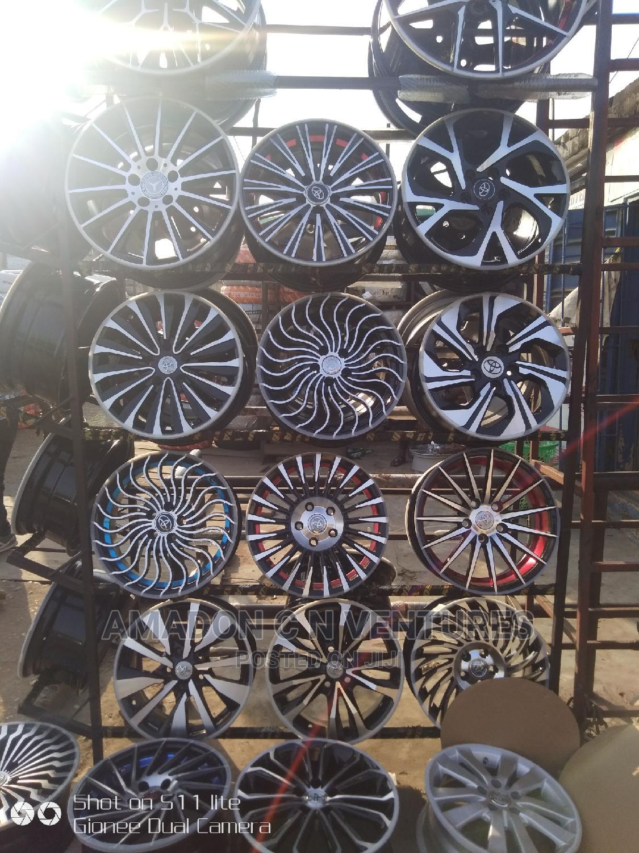 Wheels / Rims for Any Motor