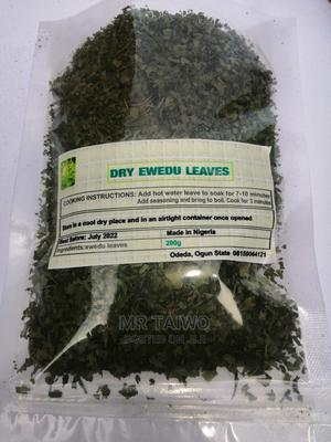 Dry Ewedu Leafs | Meals & Drinks for sale in Lagos State, Ajah