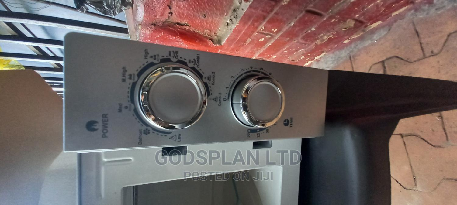 Microwave Oven With Grill Qasa