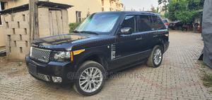 Land Rover Range Rover Vogue 2012 Black | Cars for sale in Lagos State, Maryland