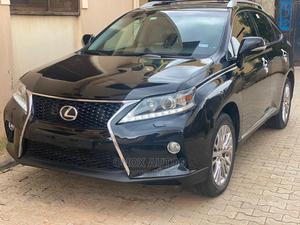 Lexus RX 2013 350 AWD Black | Cars for sale in Abuja (FCT) State, Mabushi
