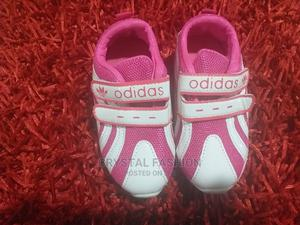 Cute Pink Canvas for Baby Girl   Children's Shoes for sale in Lagos State, Isolo