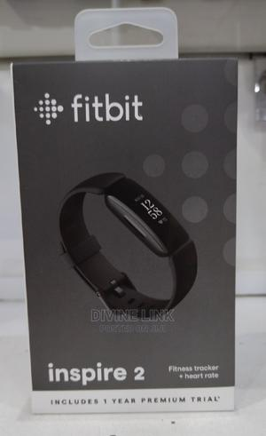 Fitbit Inspire 2 Health and Fitness Tracker   Smart Watches & Trackers for sale in Lagos State, Ikeja