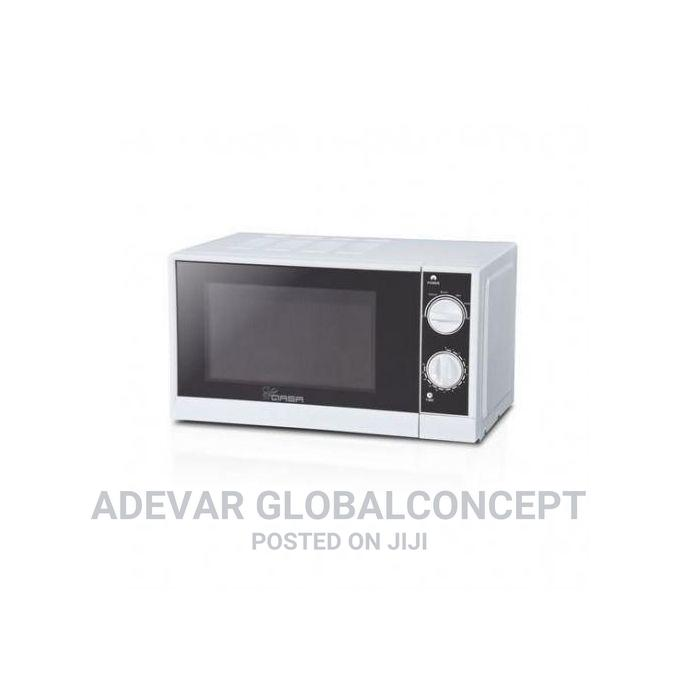 Qasa 20 Litres Microwave Oven With Defrost Function.