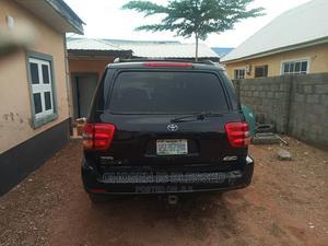 Toyota Sequoia 2002 Black   Cars for sale in Abuja (FCT) State, Karu