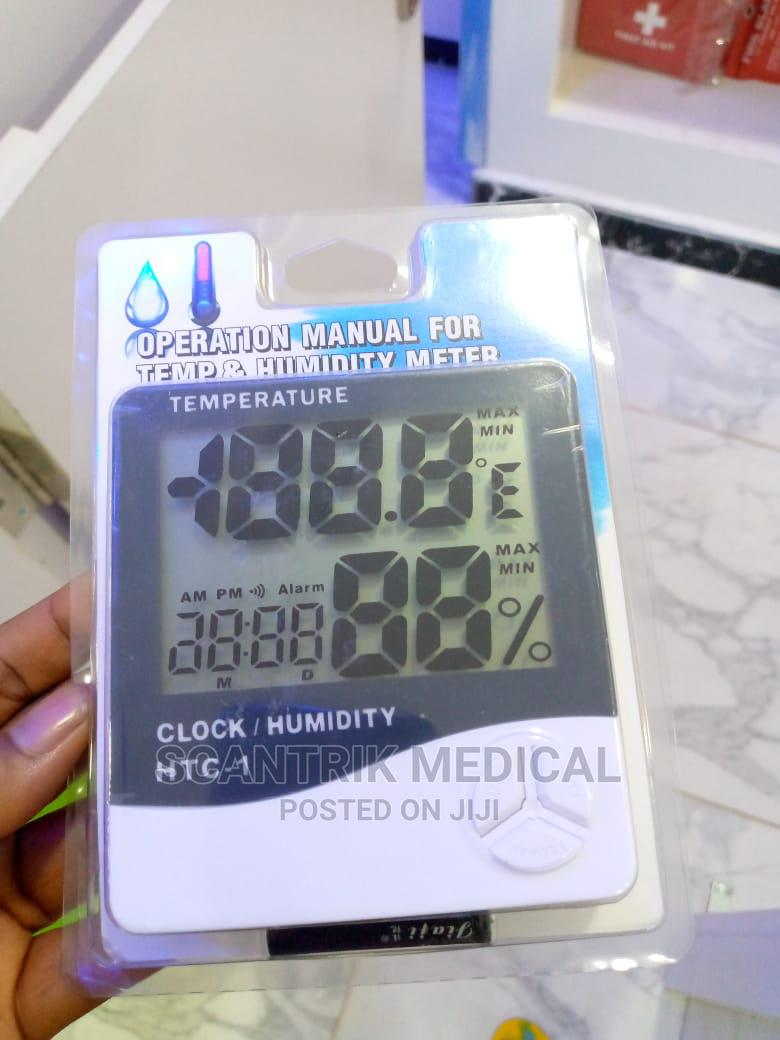 Fashion Digital Thermohygrometer