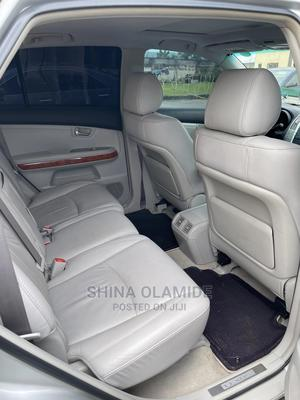 Lexus RX 2008 350 AWD Silver | Cars for sale in Lagos State, Agege