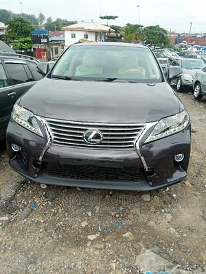 Lexus RX 2012 Gray | Cars for sale in Lagos State, Apapa