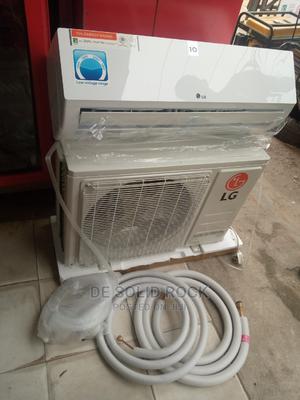 LG Dual Inverter 1.5 HP Split AC ( 100%Copper )   Home Appliances for sale in Lagos State, Ojo