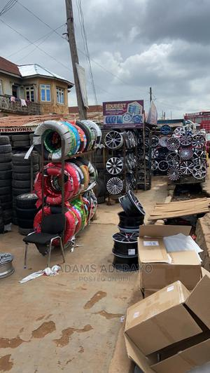 Brand New Alloy Wheels and Tyres Available | Vehicle Parts & Accessories for sale in Oyo State, Oyo