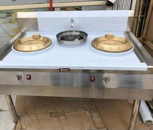 Chinese Cooker 2burners | Restaurant & Catering Equipment for sale in Lagos State, Lagos Island (Eko)