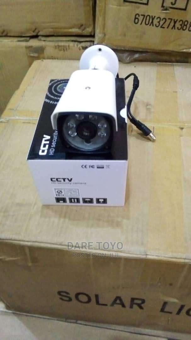 Archive: 8mm CCTV High Security Camera